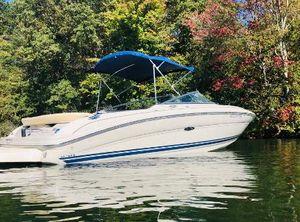 2001 Sea Ray 230 Bow Rider