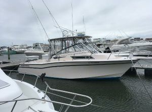 1997 Grady-White Marlin 300