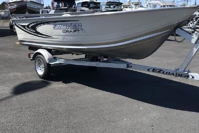 2021 Smoker Craft 13 DLX Alaskan