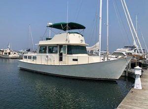 "1977 Thompson ""44"" Trawler"