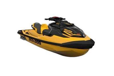 2021 Sea-Doo RXT®-X® 300 Millenium Yellow