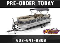 2022 Sun Tracker Party Barge 24 DLX