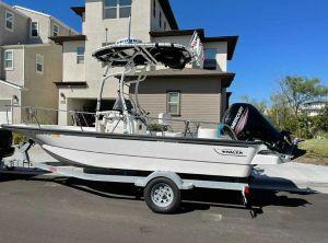 2015 Boston Whaler 170 Montauk