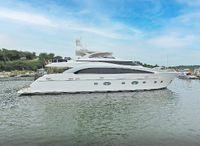 2018 Horizon RP 110 Superyacht