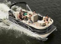 2021 Sylvan 8520 Cruise