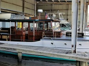1928 ELCO (electric Launch Company) 42' ELCO Flat Top Motor Yacht