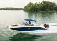 2022 Sea Ray SDX 290 OB