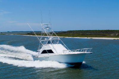 1989 Ocean Yachts 55 Super Sport