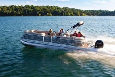2021 Sun Tracker Party Barge 24 DLX