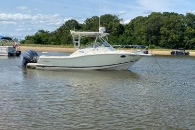2006 Scout 280 Abaco