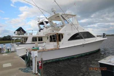 1993 Ocean Yachts Super Sport