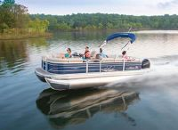 2022 Sun Tracker PARTY BARGE® 22 RF XP3