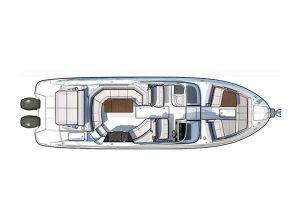 2022 Sea Ray SLX 350 OB