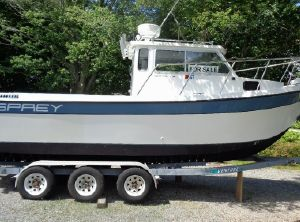 1999 Osprey Fisherman