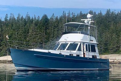 2002 Legacy Yachts 52