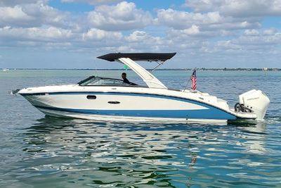 2021 Sea Ray SDX 290 OB