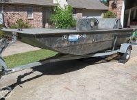 2007 Leblanc Boat Works 16 Custom Duck hunter