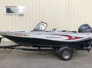 2018 Smoker Craft Ultima Legacy 182