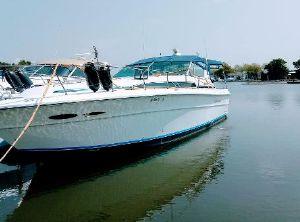 1988 Sea Ray 380 Express Cruiser