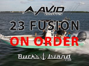 2021 Avid 23 Fusion ON ORDER