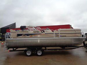 2011 G3 SunCatcher LX 22 Cruise