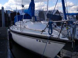 1981 Newport 30