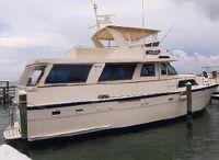1981 Hatteras 56 Motoryacht