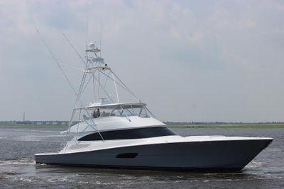 2022 Viking 92 Convertible (TBD)