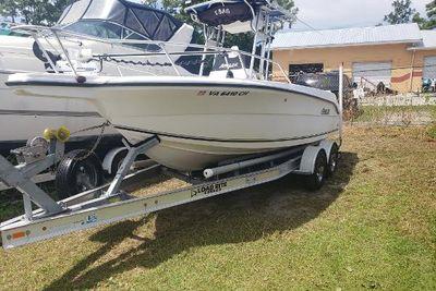 2001 Angler 2100CC