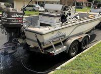 1992 Cajun 2100 Fishmaster