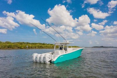 2009 Yellowfin 42 Offshore