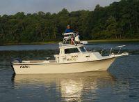 2008 Parker 2520 SLD Sport Cabin