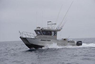 2008 Maxweld 28X10 Catamaran