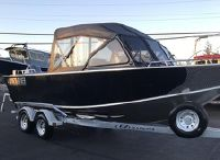 2021 North River Seahawk Outboard 22'