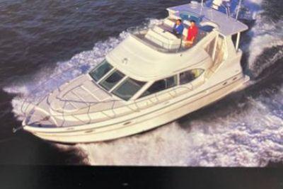 1998 Maxum 4100 SCA
