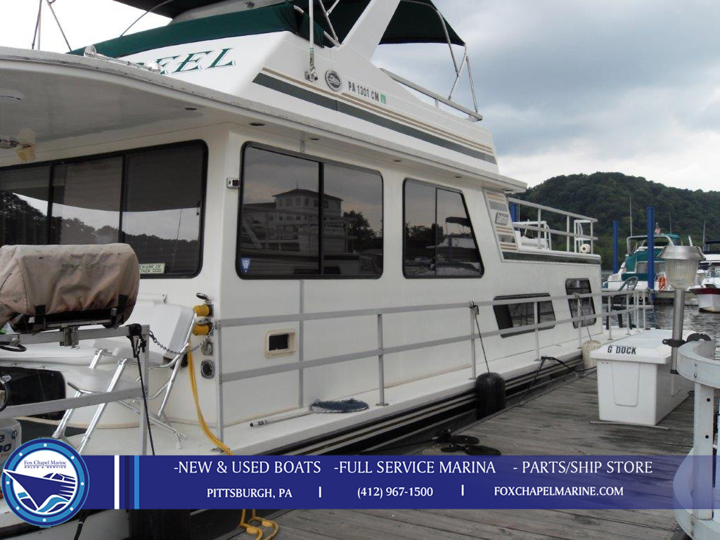 Houseboat for sale in Pennsylvania - Boat Trader