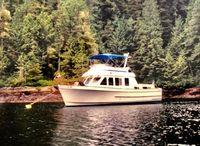 1985 Ocean Alexander TRI Cabin