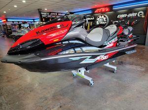 2022 Kawasaki Jet Ski Ultra LX