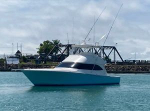 2009 Viking 50 Conv Sport Fisher