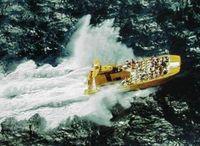 2000 Cougar Wildcat Power Catamaran