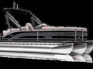 2021 Harris SOLSTICE 250 - SLDH - PERFORMANCE TRIPLE TUBE