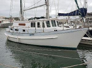 1976 Fales Navigator 38t