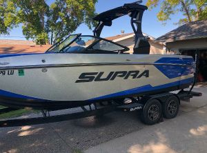2018 Supra SL 400