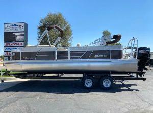 2021 Landau 252 Island Breeze Rear Lounge Tri-Log