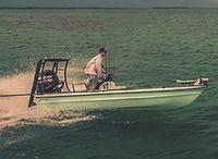 2021 Yellowfin 17 Skiff