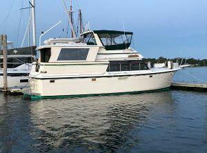 1983 Atlantic 47 Motor Yacht