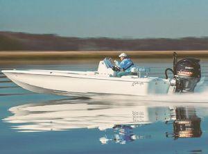 2022 Yellowfin 21 Hybrid