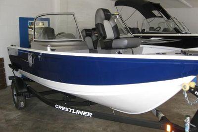 2022 Crestliner 1600 Vision
