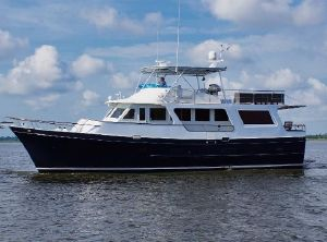 1986 Angel Custom Med Yacht