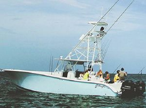 2022 Yellowfin 42 Offshore
